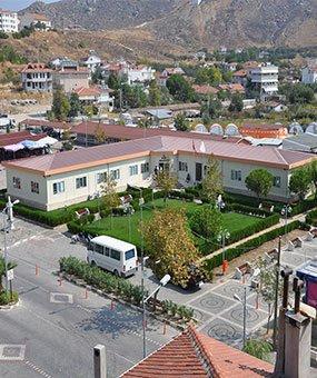 مبني الإدارة الجاهز الحديث لبلدية آفشا بتركيا