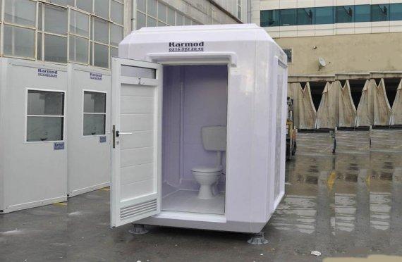 حمامات متنقلة للبيع