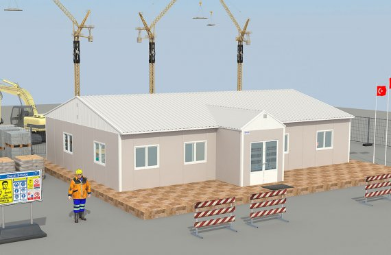 شركة المباني الجاهزة في جدة