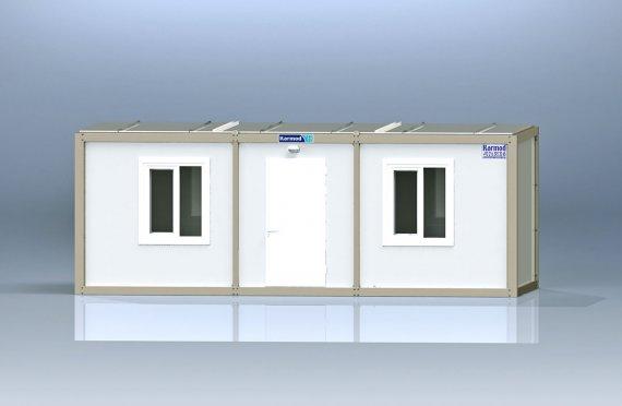 كنتينر مكتب جاهز للتركيب K3001