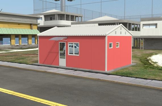 مبنى مكتب 40 م²