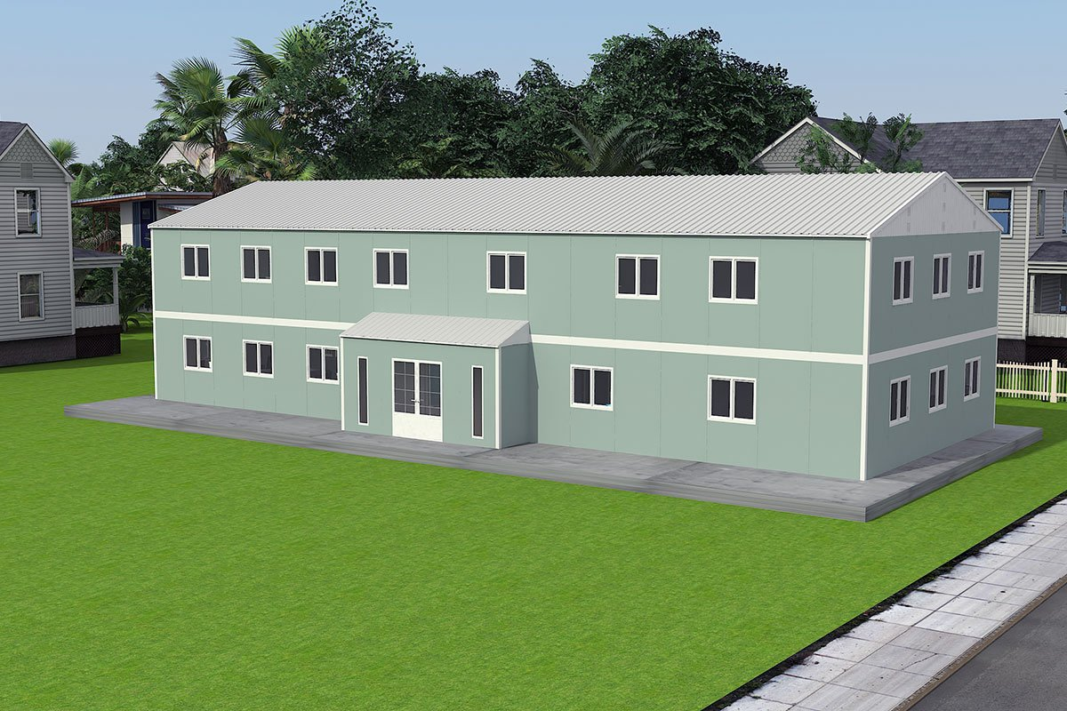 مبنى مكتب 415 م²