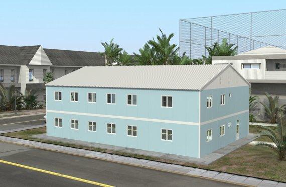مستشفى جاهز 506 متر مربع