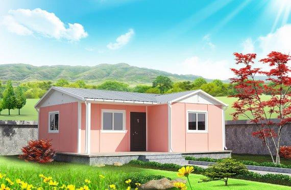 بيت مسبق الصنع 49 م²
