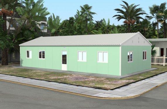 المدرسة الجاهزة 117 م²