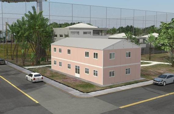 مبنى مكتب 340 م²
