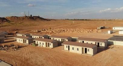 مشروع الإسكان الجاهز منخفض التكلفة وبأسعار معقولة في الجزائر