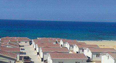 تنفيذ مشاريع الإسكان الاجتماعي في ليبيا