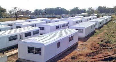 كارمود في نیجیریا لقوات حفظ السلام التابعة للأمم المتحدة