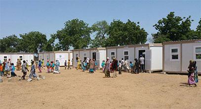 مشروع مدرسة نيجيريا