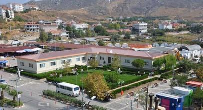 إكمال إنشاء مبنى جاهز لإدارة بلدية آفشا