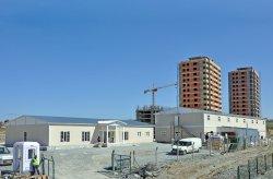 المباني الجاهزة والخرسانة مسبقة الصنع